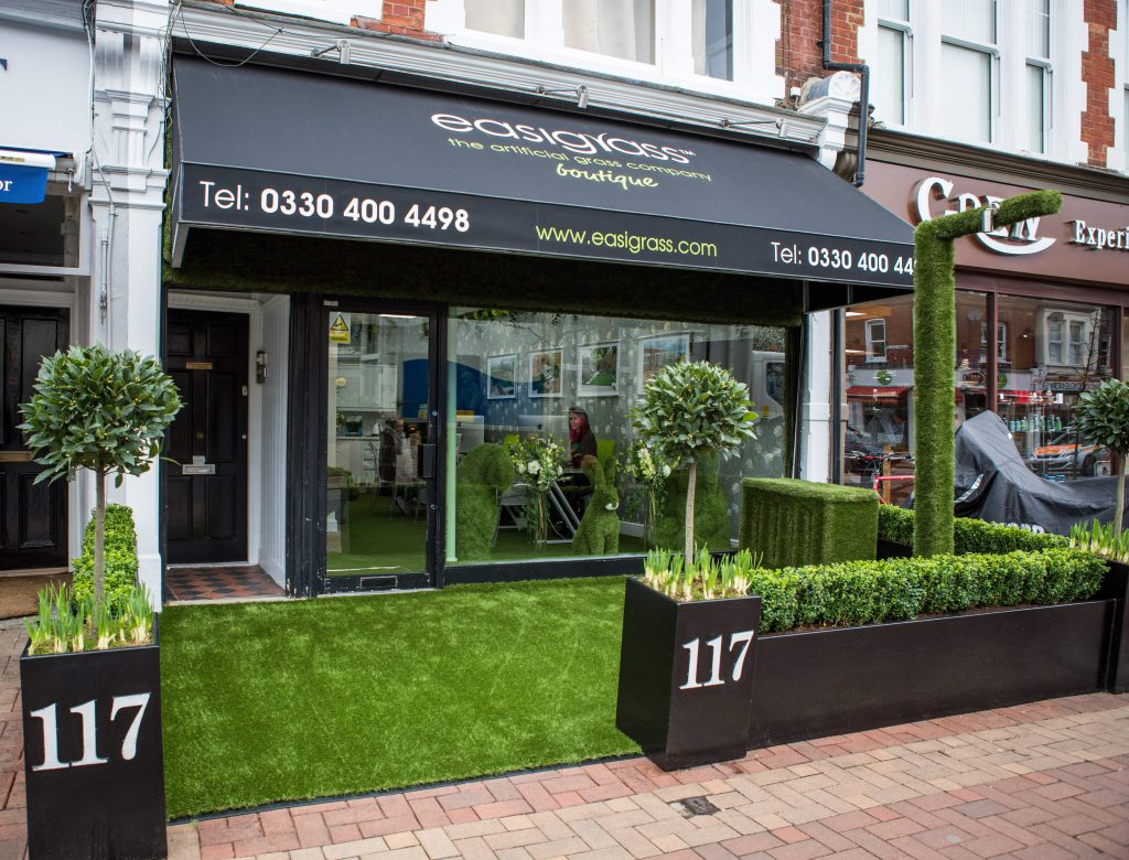 easigrass boutique - artificial grass shop