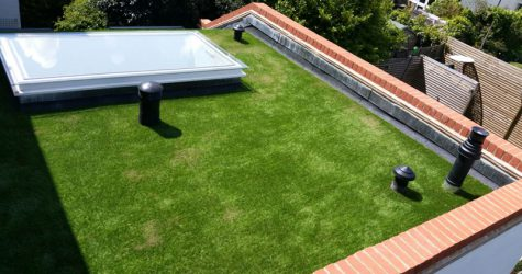 artificial grass for balcony installation and terrace installation