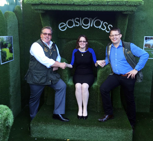 Artificial grass manager in bristol
