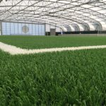 Chelsea indoor pitch