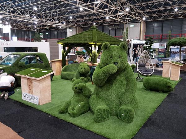 artificial animal display - netherlands