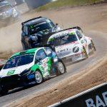 Easigrass sponsorship - british rallycross championship