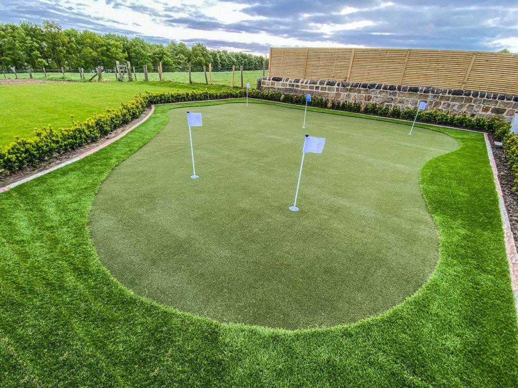 Easigrass artificial grass golf range & artificial golf surfaces